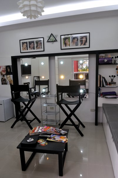 Kris bacani makeup studio kriss and makeup now moved to for Studio design muebles